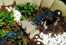 Jan & Randy's Backyard Creations / Fairies, elves, gnomes and magical garden spots to sit and enjoy God's gift of nature and creativity