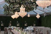 WEDDING RECEPTION / #inspiration #weddings #ideas #reception #weddingdecor #weddingday