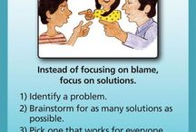 Focus on solutions