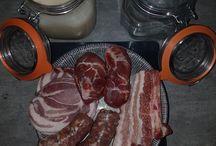 Joue de porc & Saucisse de Toulouse confite