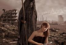 Sin-Reaper by, K.N. Lee www.kn-lee.com / Inspiration for the YA fantasy novel, Sin-Reaper by author, K.N. Lee. Find more best selling fantasy novels on www.kn-lee.com