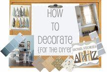 Decor: How-To plus Tips