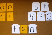 Consonant-Vowel-Consonant Words