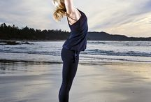 Beautiful: Yoga Poses by Women