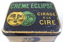 Collection crème éclipse lion noir