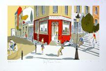 03 - Paris - Scènes de rues