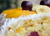 торт Фруктовый шедевр