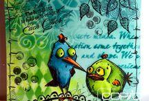 Безумные птички