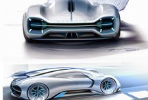Car Design, Concept Car / 자동차 디자인, 콘셉트 카