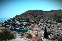 """Hydra island """"coulours and perfumes"""""""
