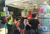 Azzura Lights® - SEDD / Azzura Lights® a participé à la Semaine Européenne du Développement Durable 2015. Animation ludiques et pédagogiques pour les enfants et les adultes sur les déchets, l'énergie et l'eau. Pour plus d'infos: contact@azzura-lights.fr
