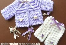 crochet: preemie/ free #3 / by Amy Woods