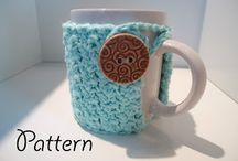 Cup Cozies Free Crochet Patterns