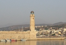 Where I was on Crete / Places I Visited on Crete