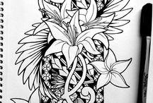 Drawings // Pattern