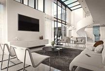 Blender  3D architectural renders