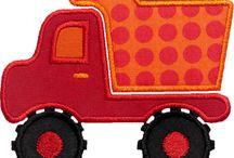 Applique - Trucks !