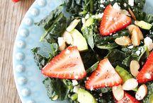 Salads / by Candace Gordon