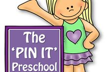 'PIN It' Preschool-PreK Club / Pin your Preschool goodies here. Here you'll discover the 'best Preschool PreK Products around! Join in the fun. Contact me if you'd like to be added to our PIN it Preschool PreK Club. info@rftspreschool.com