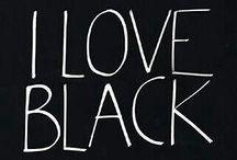 Czarny - black