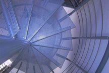 Schody spiralne / spiral stairs / Schody spiralne - inspiracje i aranżacje