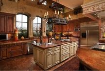 Kitchens.. my favorite room in the house!! / by Deborah Harvey