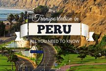 Traveling to perú