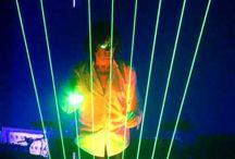 U.S.I. LaserHarp
