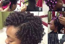 mijn haar