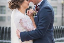 Bride and Groom- Amanda Abel Photography