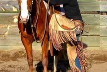 Cowboy & cawgirl
