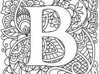 ABC na vyfarbovanie