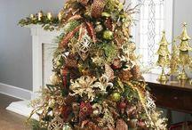 Christmas tree's