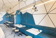 Kavárny a restaurace