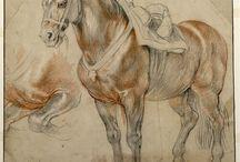 Art, Drawings, 15th-17th century