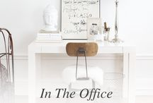 IN THE OFFICE / by IPPOLITA