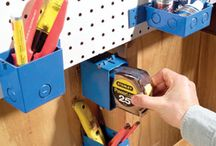 Tape Measure Storage