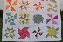 Quilting Inspiration / by Joan Hummell