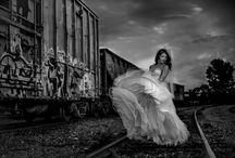 Creative Vancouver Island Wedding Photography / Artistic and Creative Wedding Photography