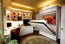 Murphy Beds / Would love to have a Murphy bed in our home office/study to make an extra guest room