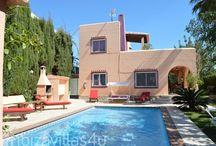 family villas in ibiza / Villas in Ibiza ideal for families
