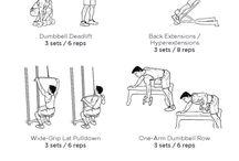 Ćwiczenia na plecy