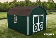The Sanford - Storage Shed