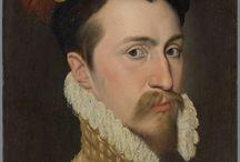 16th Century Men's Portraits / by Philippe de Lyon