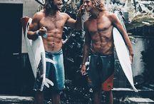 My lovely surfer