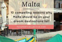 Malta travel inspirations