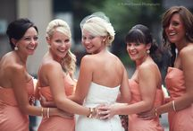 Wedding Party Photography / by Stephanie Jensen