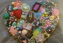 Jewellery and recycling broken jewellery