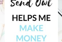 Make Money Blogging: Selling Products / Learn how to create your own eBook or other digital products as a lead magnet or to sell to your audience.