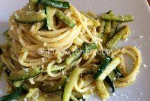 Carbonara vegetariana